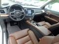 2019 XC90 T6 AWD Inscription Maroon Interior
