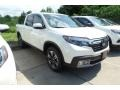 White Diamond Pearl - Ridgeline RTL-E AWD Photo No. 3