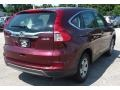 2015 Basque Red Pearl II Honda CR-V LX AWD  photo #4