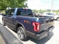 Blue Jeans - F150 King Ranch SuperCrew 4x4 Photo No. 7