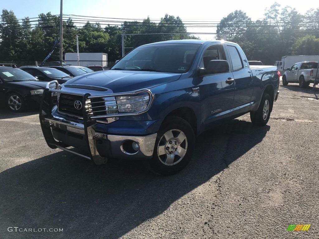 Blue Streak Metallic Toyota Tundra