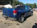 2007 Blue Streak Metallic Toyota Tundra SR5 Double Cab  photo #6