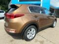Burnished Copper - Sportage LX AWD Photo No. 3