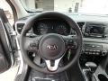 2019 Sportage LX AWD Steering Wheel