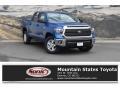 2018 Blazing Blue Pearl Toyota Tundra SR5 CrewMax 4x4 #128510139