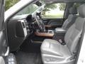 2014 White Diamond Tricoat Chevrolet Silverado 1500 LTZ Crew Cab 4x4  photo #10