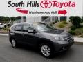 2013 Polished Metal Metallic Honda CR-V EX-L AWD #128542628