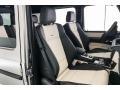 2018 G 63 AMG designo Porcelain Two-Tone Interior