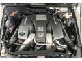 2018 G 63 AMG 5.5 Liter AMG biturbo DOHC 32-Valve VVT V8 Engine