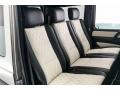 Rear Seat of 2018 G 63 AMG