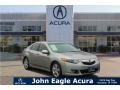 2010 Palladium Metallic Acura TSX Sedan #128562614