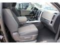 2011 Brilliant Black Crystal Pearl Dodge Ram 1500 SLT Regular Cab  photo #24