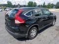 2012 Crystal Black Pearl Honda CR-V LX  photo #8