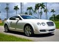 Glacier White 2006 Bentley Continental GT