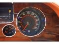 2006 Continental GT   Gauges