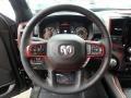 2019 1500 Rebel Crew Cab 4x4 Steering Wheel
