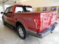 Ruby Red - F150 Lariat SuperCrew 4x4 Photo No. 3