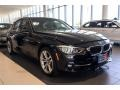 Jet Black - 3 Series 330e iPerformance Sedan Photo No. 12