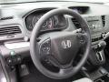 2015 Modern Steel Metallic Honda CR-V LX AWD  photo #13