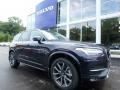 Blue Metallic 2019 Volvo XC90 T5 AWD Momentum