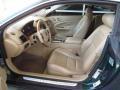 2007 Jaguar XK Caramel Interior Interior Photo