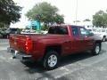 Cajun Red Tintcoat - Silverado 1500 LT Double Cab Photo No. 5