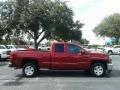 Cajun Red Tintcoat - Silverado 1500 LT Double Cab Photo No. 6