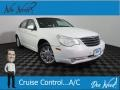 2008 Stone White Chrysler Sebring Touring Sedan #128633022