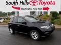2011 Super Black Nissan Murano SV AWD #128632830