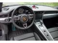 2018 Porsche 911 Black Interior Dashboard Photo