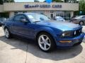 Vista Blue Metallic 2008 Ford Mustang Gallery