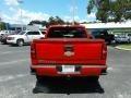 Red Hot - Silverado 1500 Custom Crew Cab 4x4 Photo No. 4