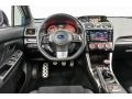 Carbon Black/Hyper Blue Dashboard Photo for 2016 Subaru WRX #128684478