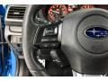 Carbon Black/Hyper Blue Steering Wheel Photo for 2016 Subaru WRX #128684682