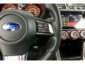 Carbon Black/Hyper Blue Steering Wheel Photo for 2016 Subaru WRX #128684703