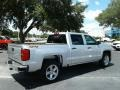 Silver Ice Metallic - Silverado 1500 Custom Crew Cab 4x4 Photo No. 5