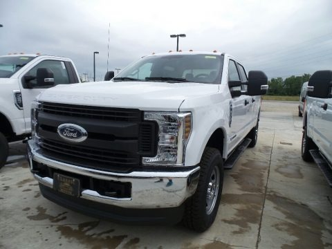 2019 Ford F350 Super Duty XL Crew Cab 4x4 Data, Info and Specs