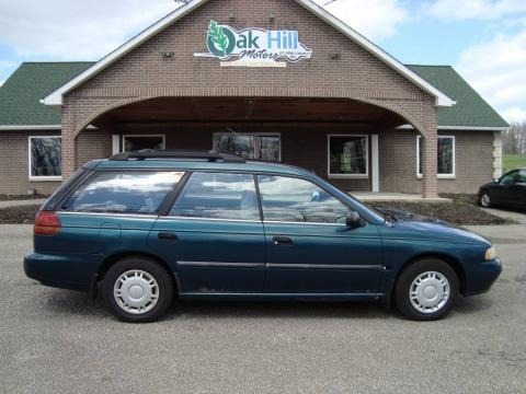 1995 Subaru Legacy L Wagon Data, Info and Specs