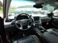 Front Seat of 2018 Yukon XL SLT 4WD