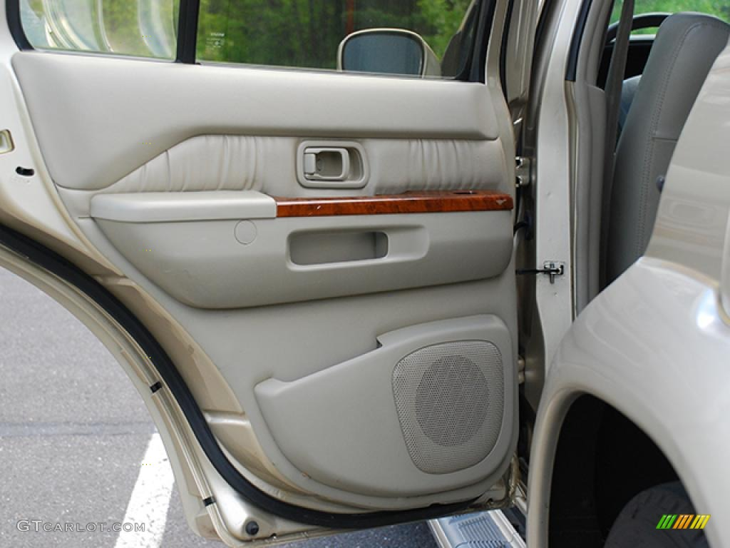 1997 tuscan beige infiniti qx4 4x4 12861984 photo 20 car color galleries. Black Bedroom Furniture Sets. Home Design Ideas