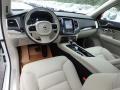 Crystal White Metallic - XC90 T6 AWD Momentum Photo No. 10