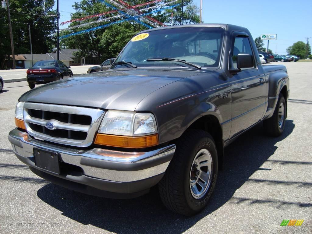 1998 medium platinum metallic ford ranger xlt regular cab 12861154 photo 6. Black Bedroom Furniture Sets. Home Design Ideas