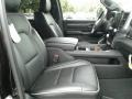 Front Seat of 2019 1500 Limited Crew Cab