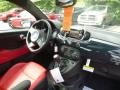 Dashboard of 2018 500 Abarth