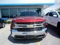 Cajun Red Tintcoat - Silverado 1500 LT Crew Cab 4WD Photo No. 2