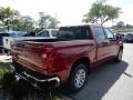 Cajun Red Tintcoat - Silverado 1500 LT Crew Cab 4WD Photo No. 4