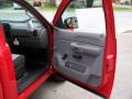 2009 Victory Red Chevrolet Silverado 1500 Regular Cab  photo #14