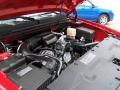 2009 Victory Red Chevrolet Silverado 1500 Regular Cab  photo #25
