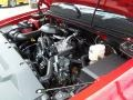 2009 Victory Red Chevrolet Silverado 1500 Regular Cab  photo #26
