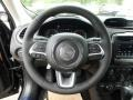 2018 Black Jeep Renegade Latitude 4x4  photo #19